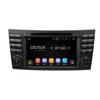 Benz E-Class W211/CLS W219/G-Class W463 2001-2008 7'' Quad Core Android 5.1 Car DVD GPS For BENZ E-Class W211 CLS W219 G-Class W463