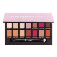 Wholesale 2017 NEW Anastasia bervely hills Cosmetics Cloth Flannel Modern Renaissance Matte Waterproof Colors Eye shadow Palette Beauty eye Makeup