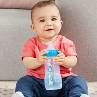 Wholesale Brand New Baby Bottles cotton five colors drop shipping
