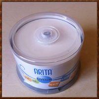 arita dvd - Pieces RITEK Arita DVD R Dual Layer X GB Min DVD R DL D9 GB Disc in Spindle cake box