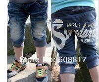 Wholesale baby Boys s summer short Jeans Cowboy pants trousers