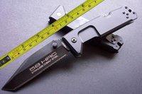 Wholesale New EXTREMA RATIO Blade BackLock Large Folding Hunting Knife ER05