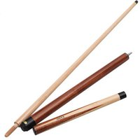 Wholesale 2017 hot sale new developed handmade wood joint billiard cue snooker pole split cue pool cues