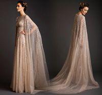 abaya moroccan - 2016 Long Sleeve Abaya Dubai Kaftan Moroccan Dresses Evening Dresses Lebanon Personalized Crystal Arabic Evening Wear