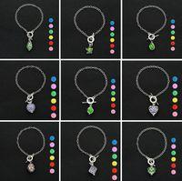 South American aromatherapy gift sets - Aromatherapy Essential Oil Diffuser Bracelets Hollow Loving Heart Sea Cube Locket Pendant Bracelets Women Fashion Jewelry