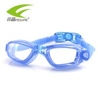 Wholesale Professional Water Sports Diving Glasses Vogue Water Diving Equipment Waterproof UV Swimming Racing Goggles