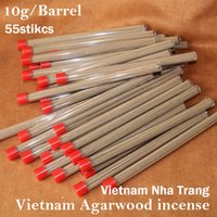 agarwood chip - g sticks natural aromatic high quality Vietnam Agarwood incense sticks Nha Trang aloes chips Gaharu oil sweet cool