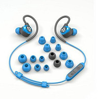 Wholesale 10pcs JLab Audio Epic2 Wireless Sport Earbuds Bluetooth Headphones Earphones Hotest GUARANTEED fitness waterproof IPX5 rated skip free