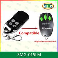 al por mayor código variable de control remoto-Venta al por mayor- Reemplazo de control remoto Rolling Code Merlin C945 para puertas de garaje