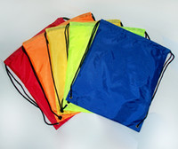Wholesale Factory Direct Sale Designer Backpacks Nonwoven Drawstring Backpack Bag Color and Size Can Be Customized