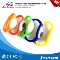 best access locks - best price high quality and becautiful Access Control Silicone rfid TM Wristband Key Card for Door Lock