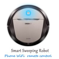 Wholesale Automatic Dust Cleaner Microfiber Smart Robotic Auto Cleaning Robot Auto Sweep Cleaner Robot
