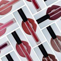 Wholesale In stock colors HUD Beauty Cosmetics Matte Liquid Lipstick high quality long lasting HUDA Lip Gloss colors