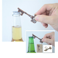 antique beer cans - metal key antique beer Keychain bottle opener Vintage Bottle Opener Keys Portable Can Openers Hangings Ring Keychain Tool