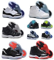 shoes basketball jordan - XI Legend Blue Basketball Shoes Good Quality Men Sports Shoes mens Trainers Athletics Boots Retro XI Sneakers Cheap