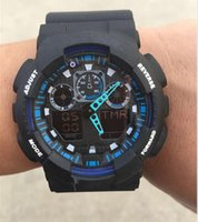 digital divers watches men uk uk delivery on digital divers cheap newest 10pcs lot men ga100 sports watches waterproof wristwatches luxury g style led digital hardlex
