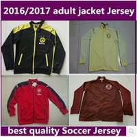 Wholesale Thai Quality mexico Club America Jerseys Dortmund jacket long sleeved shirts