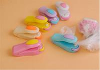 Wholesale 100 Portable Household Mini Capper Plastic Bag Sealing Machine Ceramic Heating Head for household