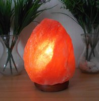 Wholesale Himalayan Crystal Rock Salt Lamp Plug in Multi Colour Changing Pyramid Shapea and flameless tea lights