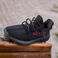 Wholesale Boost V2 Core Black Red Sply Green Glow CP9652 BY9611 Men Women Running Shoes Kanye West Yezzy Boost Season
