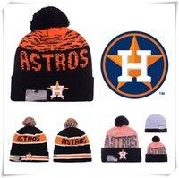 astros baseball cap - NEW HOT Sport KNIT MLB HOUSTON ASTROS Baseball Club Beanies Team Hat Winter Caps Popular Beanie Fix Cheap Gift Present