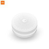 alarm systems online - Original Xiaomi Smart Home Multifunctional Gateway Alarm System Intelligent Mini Online Radio Update Version