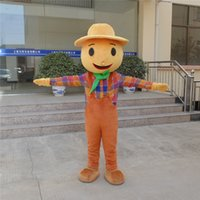 Wholesale Cartoon Character Mr Puppet Mascot Costume Party Fancy Dress Factory Outlet Adult Size Mascot