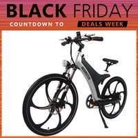 bicycles city - Addmotor XIMA Electric Bicycle W AH Fashion City Electric Bike Daily Commute X1 E Bike Magnesium Integral Wheel Black
