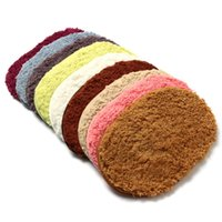 Wholesale Best Promotion Soft Absorbent Memory Non slip Bath Bathroom Kitchen Floor Shower Mat Rug Plush Colors