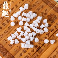 Wholesale 100pc Bag High Quality Triangular Silicone Tattoo Needle Pad For Tattoo Gun Needle Ink Tip Grips Kits Accessories Supply TA416 FreeShipping