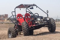 Wholesale 200CC ATV all terrain four wheeled motorcycle double farmer car off road mountain sports car