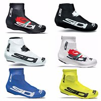 Wholesale SI DI Bicycle Shoes Cover Cycling Road Racing Shoe Cover Winter Thermal Fleece Warms Shoes Covers Size S XL Colors For Sale