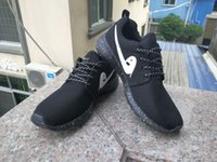 Wholesale 2017 Casual Men s and Women s Trainers Fashion Style Mesh Casual Shoes Walking rosh runs outdoor shoes Size HYL19