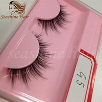 beauty hands bands - Newest Eyelashes Handmade Natural Long Soft Fake Eye Lashes Thick Eyelashes Extensions Beauty Eye lashes Band For Women Make Up