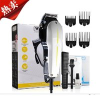 Wholesale HIGH QUALITY Balding hair clippers wahl Professional Star Corded wahl hair clippers for sale US UK AU EU Plug DHL