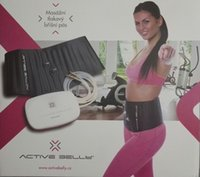 Wholesale 2016 ACTIVE BELLY Professional Official Slim belly Fitness Pros Slim Belly Fat Burning System Set