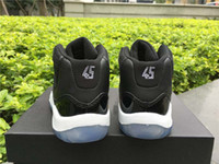 athletic shoes children - Free Shiping Cheap Children Athletic RETRO Boys And Girls Spack Jam XI Sneakers Kids Basketball Shoes