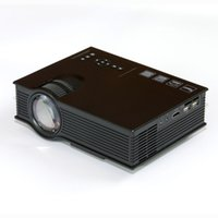 Wholesale Newest Original UNIC UC40 Mini Pico portable D Projector HDMI Home Theater beamer multimedia proyector Full HD P video