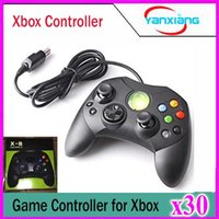 30pcs Wired Controller S Type 2 A pour Microsoft Old Generation Xbox Console Video Game YX-XBOX-03