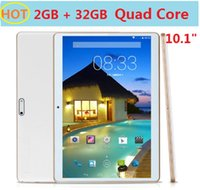 Wholesale DHL Inch Android Tablet PC Tab Pad GB RAM GB ROM Quad Core Play Store Bluetooth G Phone Call Dual SIM Card quot Phablet Christmas gif