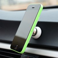 Wholesale D Multi functional Magnetic Rotary Car Phone Holder for Samsung Accessories GPS Stent Iphone Stand