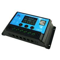 Wholesale 11 V10A lithium battery solar controller Voltage and current display