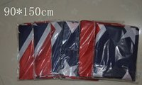 Wholesale 90 cm FT North American Flag No Polyester Fabric National Car Hand Beach Flags Hot Sale tk