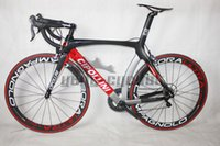 Wholesale WHOSALE full carbon cipollini road bicycle carbon bike DIY complete bicycle completo bicicletta bicicleta completa