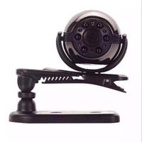 Wholesale New SQ9 HD P Sports Mini DV IR Night Vision Mini Hidden Camera Spy Camcorder Webcam