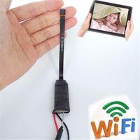 battery surveillance - 1080P HD Network Camera Video Wifi P2P DIY Module With Battery H DVR Wireless Nanny Cam Surveillance Cameras