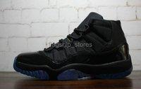 CON LA CAJA Zapatos de baloncesto para hombre retros de la alta calidad 11 zapatos de baloncesto para hombre del salto medio del corte del corte medio US5.5-13