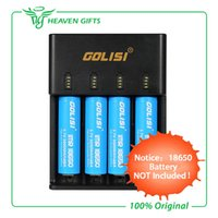 ac dc connection - Golisi O4 A Fast Smart Charger fire proof input AC V DC V A fast charging connection protection charger EU and US plug