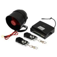 al por mayor kit de actuador-CARCHET Remote Keyless Entry Seguridad Alarma De Coche 4 Puerta Bloqueo De Potencia Actuador Kit Del Vehículo Sistema De Alarma Seguridad Electrónica Del Coche