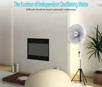 Wholesale Unites wound floor fan desktop remote control fan silent vertical standing floor fan